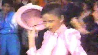 "Anna Carina Copello on Nubeluz ""New York, New York"" 1992"