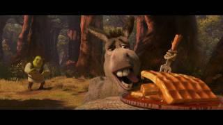 DreamWorks' 'Shrek Forever After' Clip - Waffles in the Forest