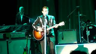 Chris Isaak 'You Don't Cry Like I Do' in concert Grove of Anaheim 7-12-18 Anaheim, CA