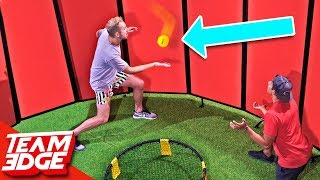 Playing Spikeball with WALLS!!