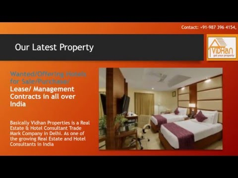 Vidhan property latest properties