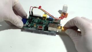 Klimalogger: Raspberry Pi als Wetterstation
