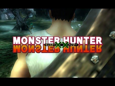 《魔物獵人XX》x《HUNTER×HUNTER 獵人》 大傑參戰!