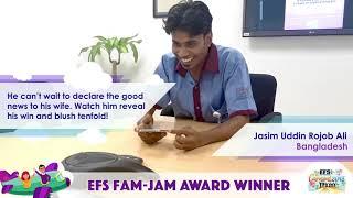 EFS Carnival 2018 – Famjam Award