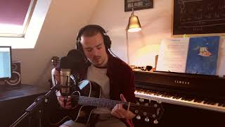 Forever Blue - Chris Isaak Cover