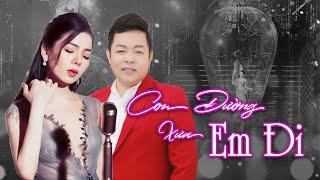 Cả Khán Đài Võ Tay cho cặp Song Ca Quang Lê , Lệ Quyên 2018 - Con Đường Xưa Em Đi