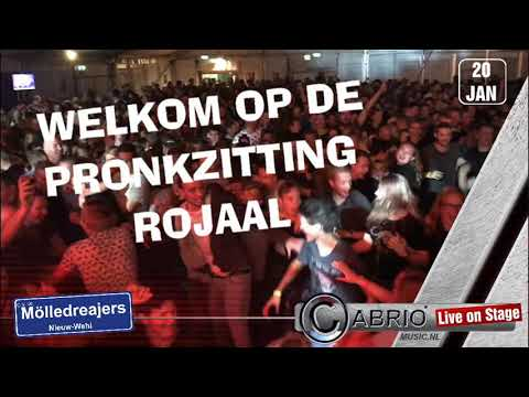 Cabrio @ Pronkzitting Royaal Molledreajers