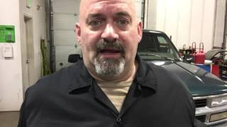 Chevy Silverado Cracked Intake Manifold - 5.7L Vortec Intake Manifold Coolant Leak