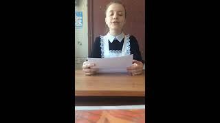 """Страна читающая. Елисеева Анна читает произведение """"Петушье пение"""" А.И. Солженицына"""