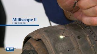 Milliscope II Fiber Optic Borescope