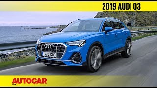 2019 Audi Q3 | First Look Preview | Autocar India