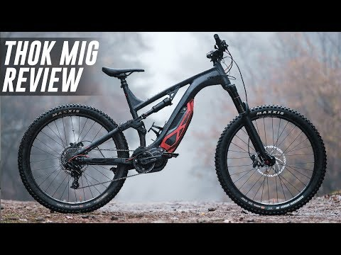 Thok Mig Electric Mountain Bike Review