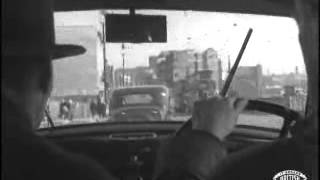 A Drive Through Liverpool In 1946