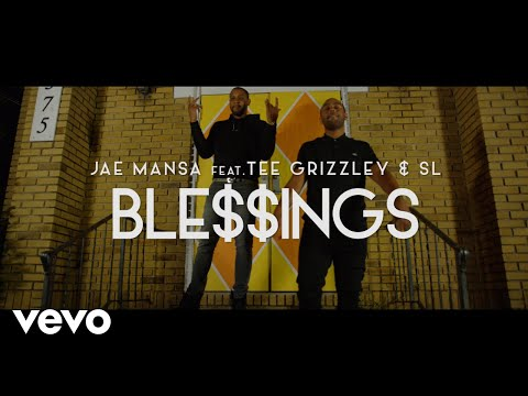"Jae Mansa ft. Tee Grizzley & SL - ""Blessings"""