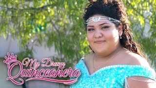 Quince Makeup on Point! - My Dream Quinceañera - Alondra Ep 5