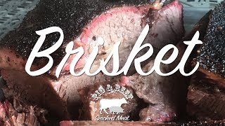 Brisket - Smoked on a Wood Pellet Grill