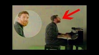 СКРЫТЫЕ ТАЛАНТЫ ИЗВЕСТНЫХ ФУТБОЛИСТОВ! Месси играет на пианино!