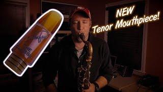 10mfan Classic (2nd Gen.) Tenor Mouthpiece in ULTEM!