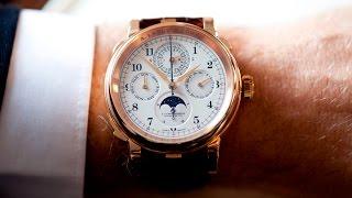 The A. Lange & Söhne Grand Complication