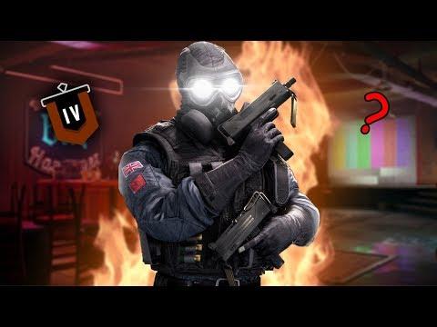 The BUFFED Mute! - Rainbow Six Siege