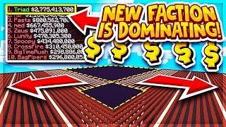 THE NEW FACTION IS DOMINATING... | Minecraft Factions | VanityMC | Demonic [1]