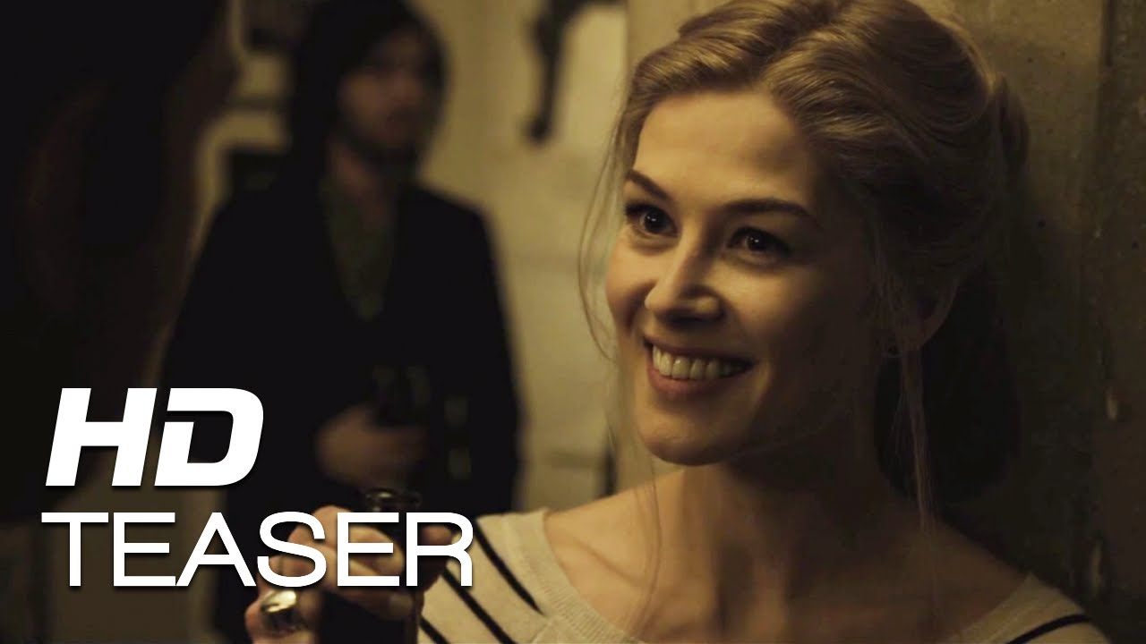 >Gone Girl | 'Who Are You?' | Clip HD
