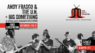 Andy Frasco & The U.N. Live at Brooklyn Bowl | 2/15/20 | Relix