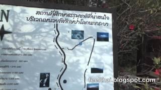 preview picture of video 'หน่วยพิทักษ์ป่าโคกนกกระบา ภูหลวง'
