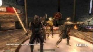 Elder-Geek's Favorite Oblivion Mods