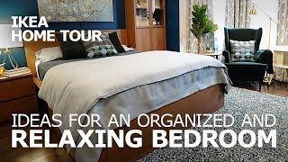 Relaxing Bedroom Sanctuary Ideas - IKEA Home Tour (Episode 403)