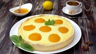 Пирог с персиками - Рецепты от Со Вкусом