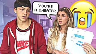 Confronting My Fiance About Cheating...
