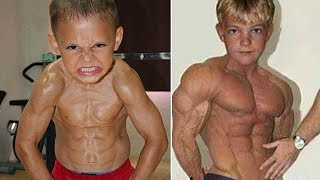 10 STRONG KIDS That Can Lift More Than You