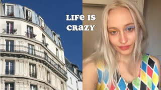 my life in Paris, France VLOG | spring to summer days 🍋