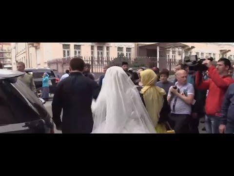 """სკანდალური ქორწილი – """"კაიფში"""" მყოფი პატარძალი და 30 წლით უფროსი პოლიციელი სიძე (ვიდეო)"""