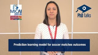 Prediction learning model for soccer matches outcomes