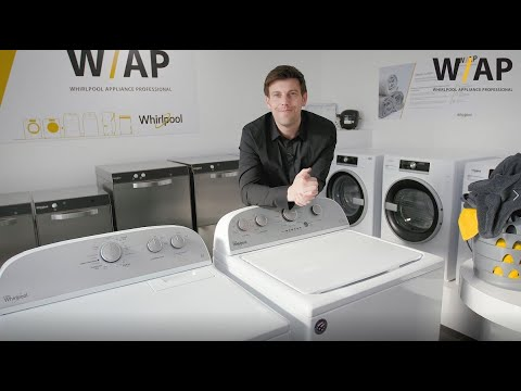 Atlantis 3LWTW4815FW 15kg 6th Sense Top Loading Washing Machine Product Video