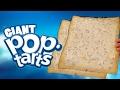 DIY GIANT POP TART - The Musical