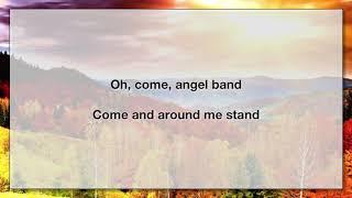 "Video thumbnail of ""Angel Band (With Lyrics)"""