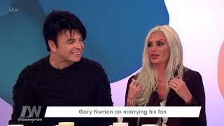 Gary Numan's Wife Gemma O'Neil Was His Biggest Fan   Loose Women