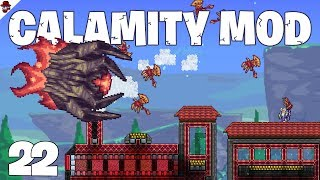 terraria calamity mod rogue playthrough - TH-Clip