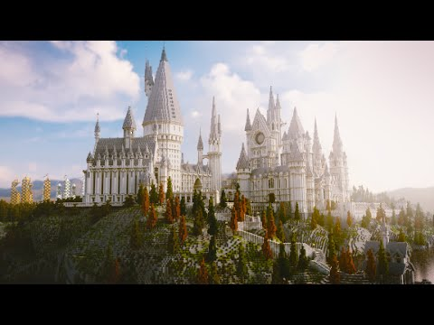 Harry Potter In Minecraft The Floo Network Download Minecraft - Wie downloade ich maps fur minecraft