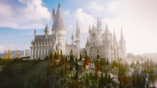Harry Potter in Minecraft - Hogwarts - The Floo Network (+ download)