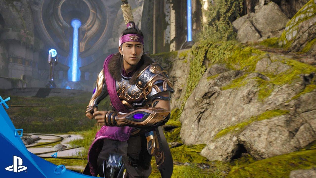 Empuñen la Espada Legendaria con el Nuevo Héroe de Paragon