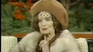 Estelle Winwood-- 1979 TV Interview, William Demarest, Pat O'Brien