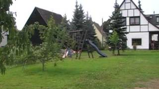 preview picture of video 'Landpension Gräfe Nischwitz'