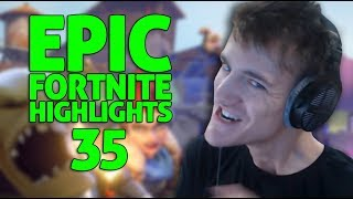 Ninja - Fortnite Battle Royale Highlights #35