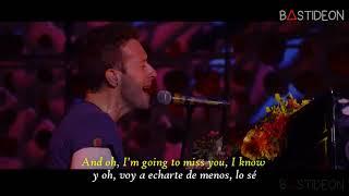 Coldplay   Everglow (Sub Español + Lyrics)