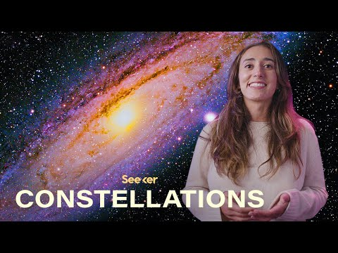 The Milky Way: Dark Constellations, A Black Hole & Our Galaxy