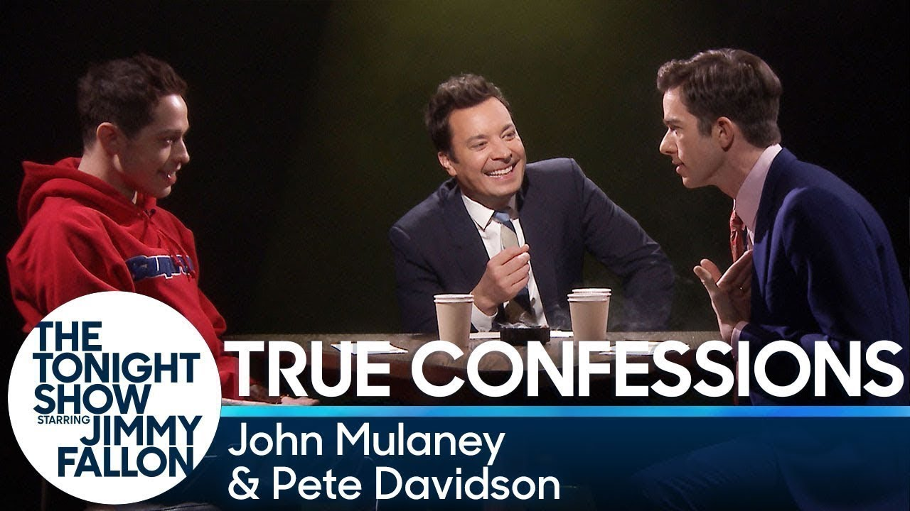 True Confessions with John Mulaney and Pete Davidson thumbnail
